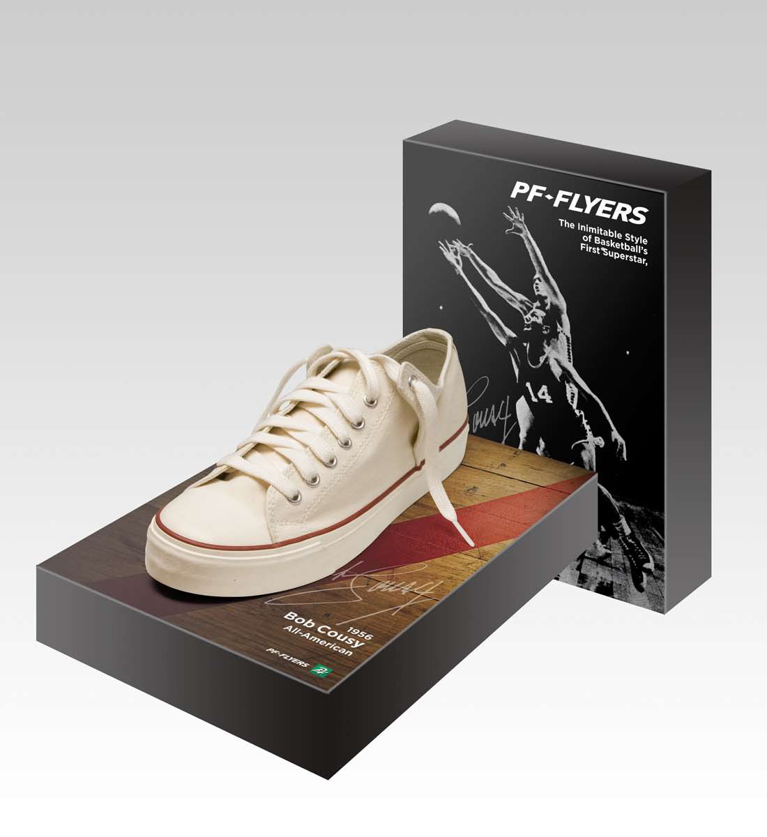 image of PF Flyers shoe dispaly