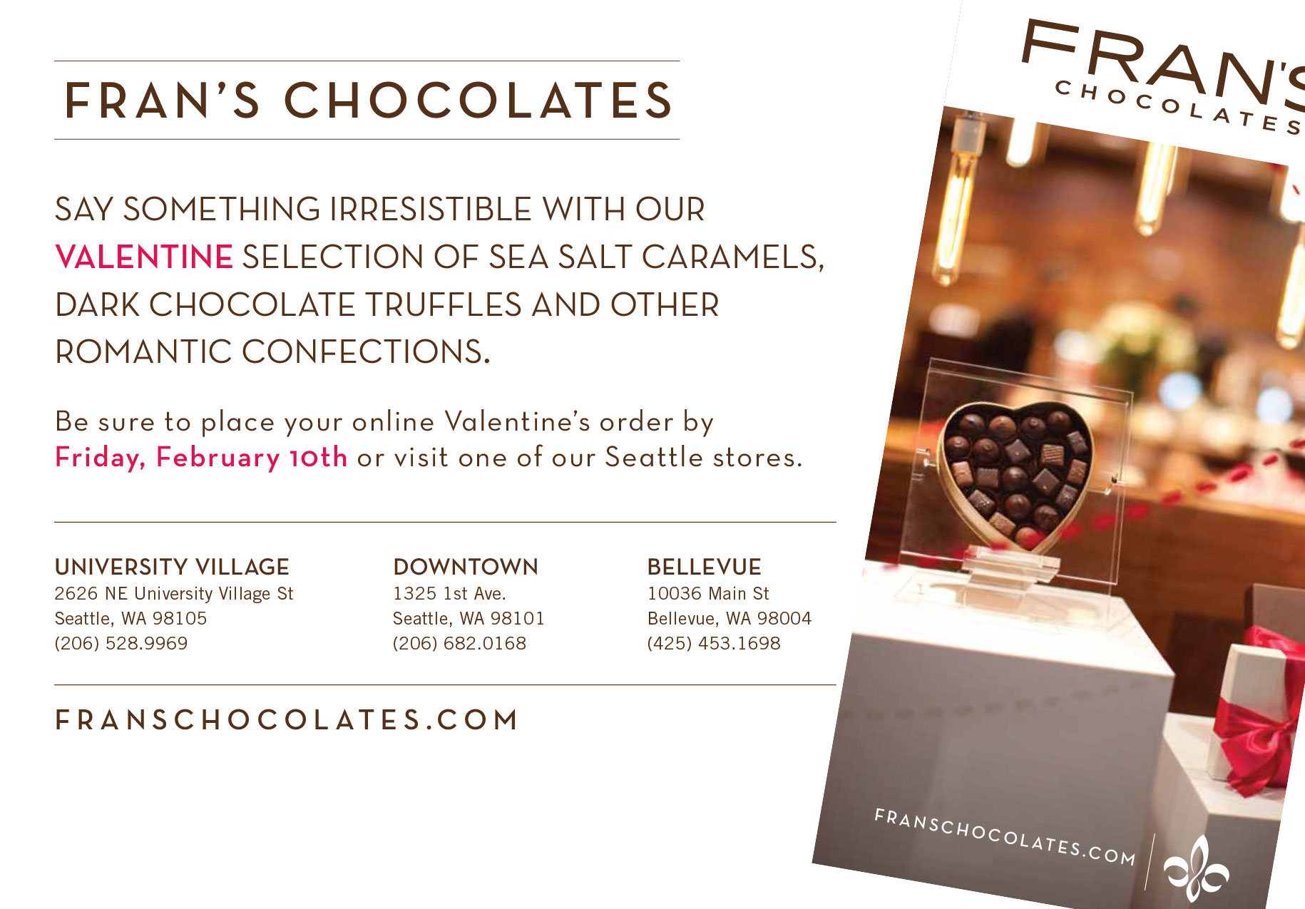 Doug Brody | Fran's Chocolates