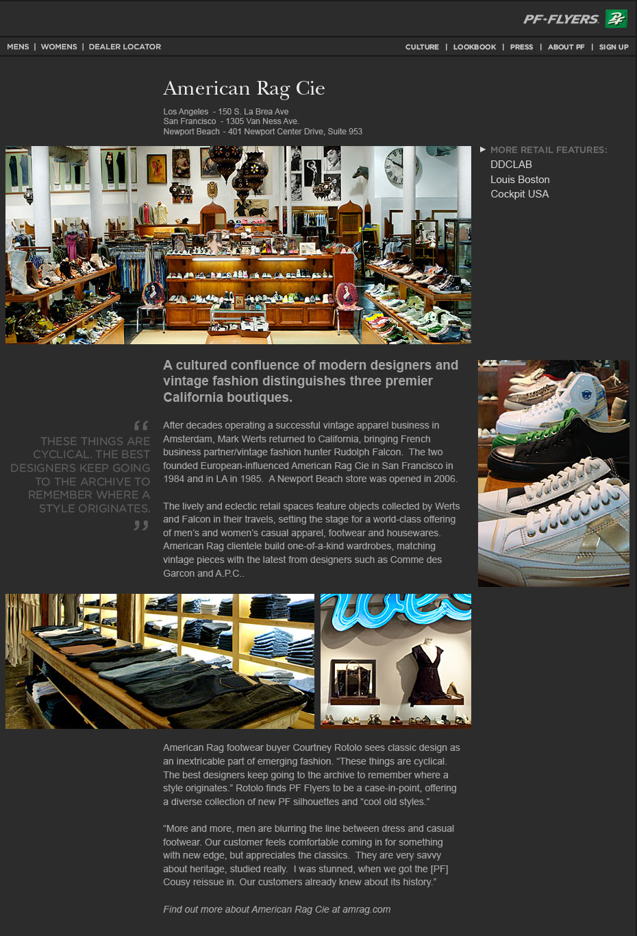 image of PF Flyers web story