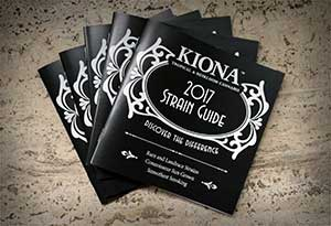 image of Kiona strain guide