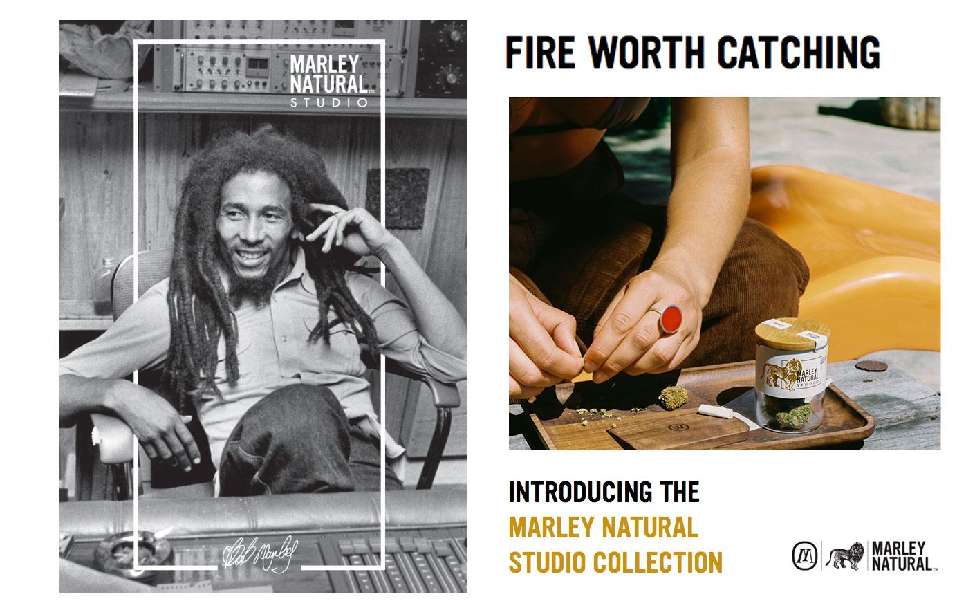 image of Marley Naturals creative