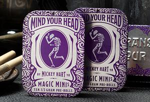 image of Magic Mini tins
