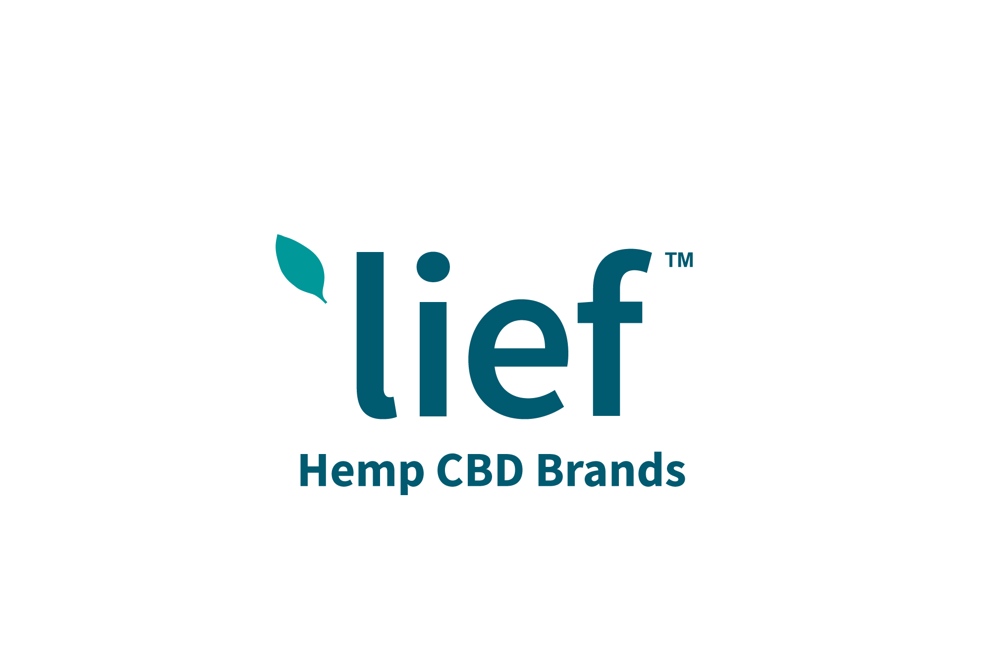image of Lief CBD Brands logo