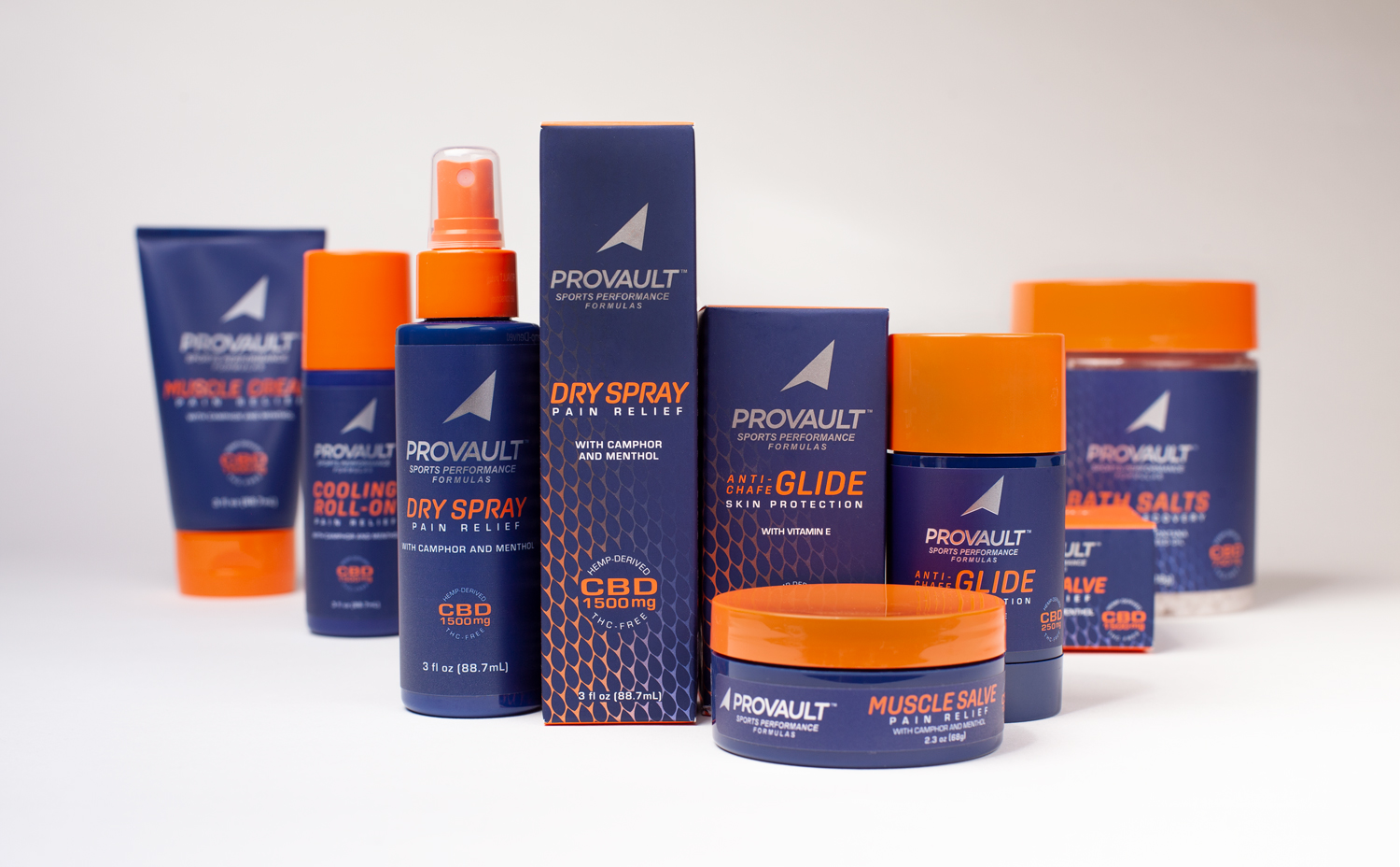 image of Provault packaging